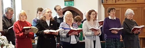 Elvet choir